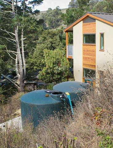 San Francisco Zen Center / Green Gulch Farm